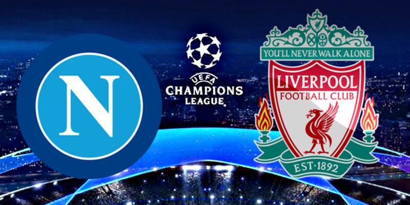 Napoli Liverpool Şampiyonlar Ligi maçı ne zaman, saat kaçta, hangi kanalda?