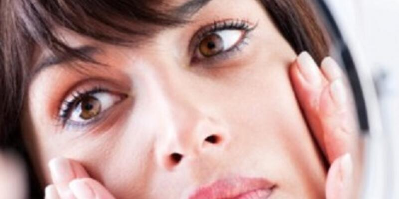 Yorgun görünen bakışlara dikkat