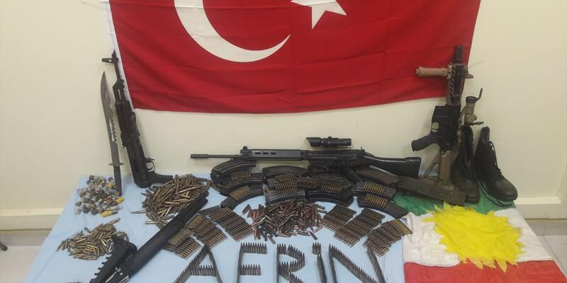 Son dakika... Afrin'de terör operasyonu: 9 gözaltı