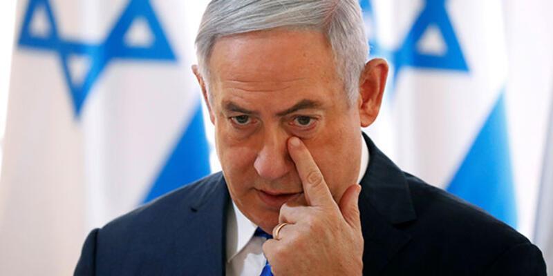 Netanyahu'ya şok! Çoğunluğu elde edemedi