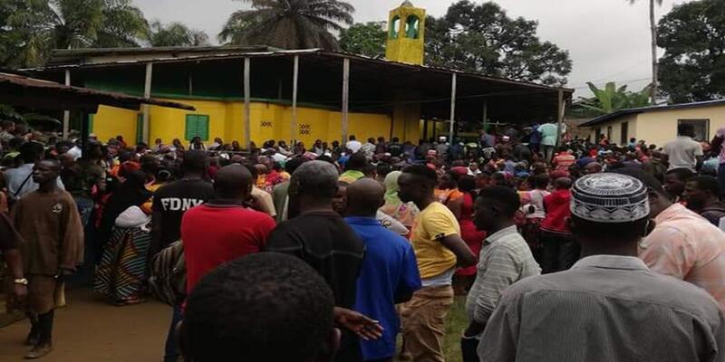 Son dakika... Liberya'da okul yangını: En az 30 çocuk hayatını kaybetti