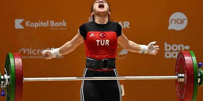 Şaziye Erdoğan dünya şampiyonu oldu