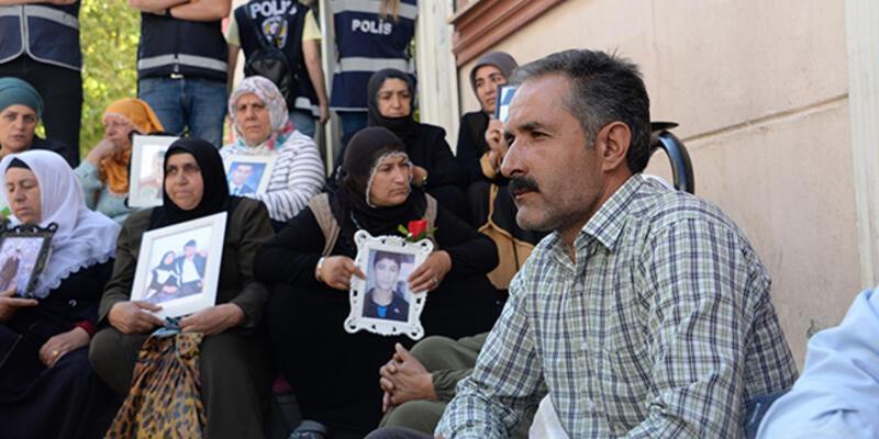 HDP önündeki eylemde 17'nci gün... Aile sayısı 43 oldu