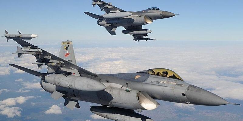 Son dakika... Irak'ın kuzeyine hava harekatı: 3 terörist etkisiz hale getirildi