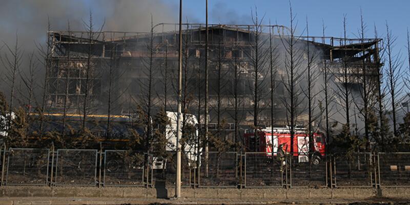 AFAD'dan Tuzla'daki fabrika yangınıyla ilgili açıklama
