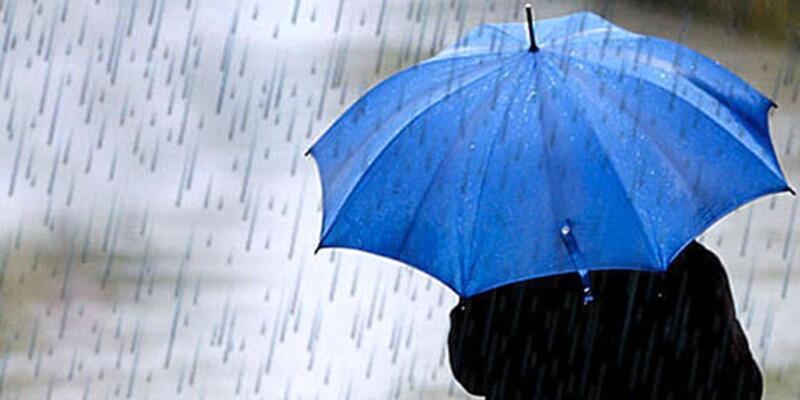 Meteoroloji'den kritikhava durumuve sağanak yağış uyarısı