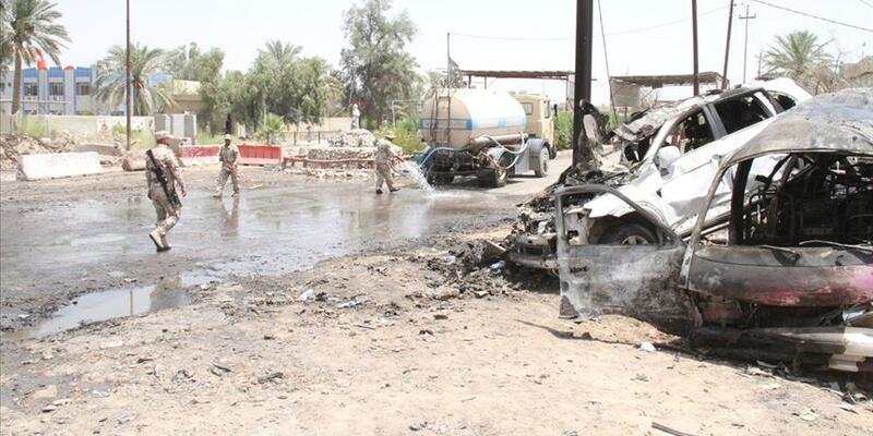 Kerbela'da patlama: 12 ölü