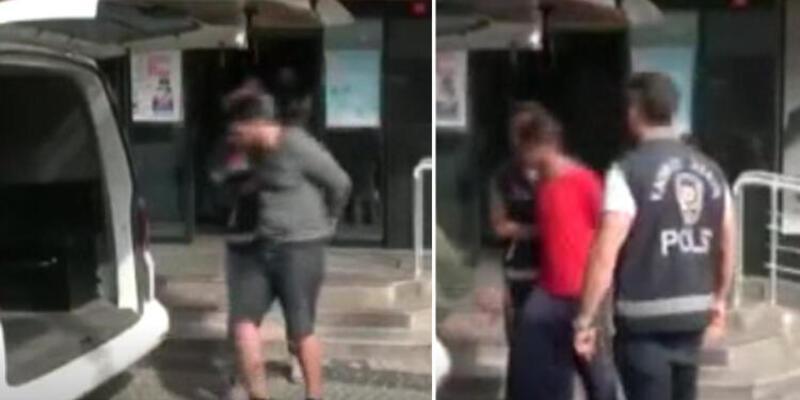 Kadıköy'de kan donduran olay... Köpeği silahla öldürüp balkondan attılar