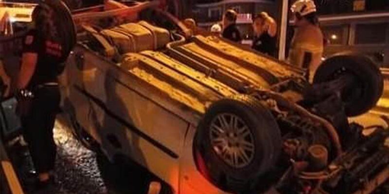İzmir'de feci kaza! 3 yaşındaki çocuk camdan fırladı!