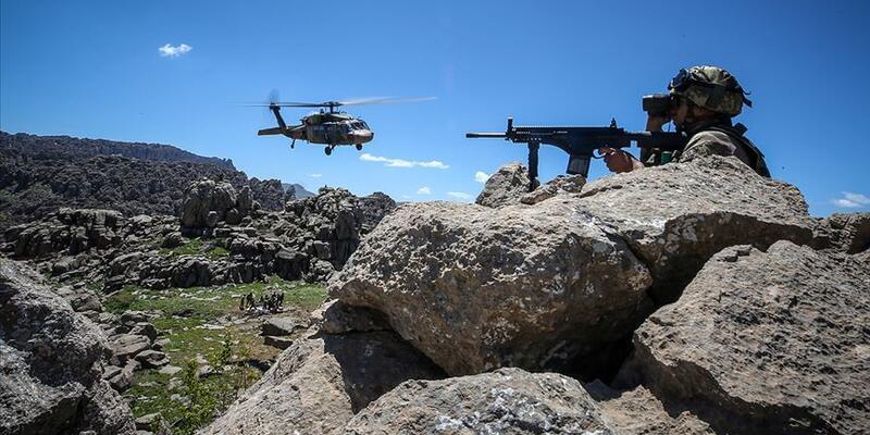 Son dakika: PKK'ya ağır darbe! 5 terörist etkisiz hale getirildi