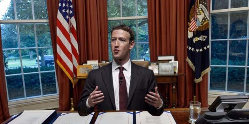 Zuckerberg Trump ile anlaşmaya mı çalışıyor?