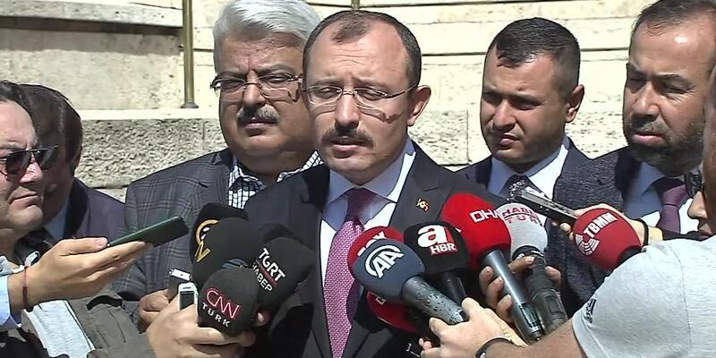 AK Parti'li Muş'tan CHP'ye 'IMF' tepkisi