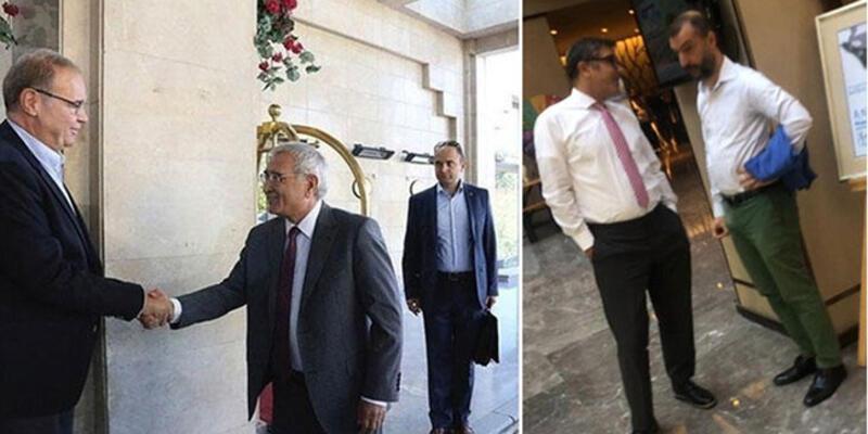 CHP ve İYİ Parti'nin IMF ile görüşmesine ilişkin flaş açıklamalar