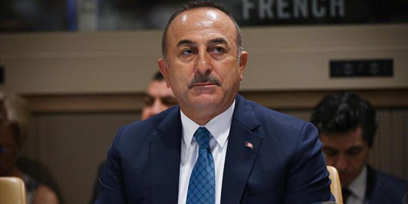 Çavuşoğlu, BM Genel Merkezi'nde SDG hedeflerini anlattı