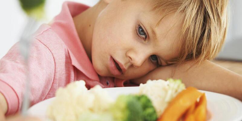 İştahsız çocukları besleme taktikleri