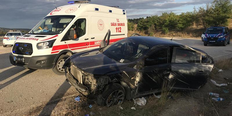 Karabük'te korkunç kaza: 3'ü çocuk 8 yaralı