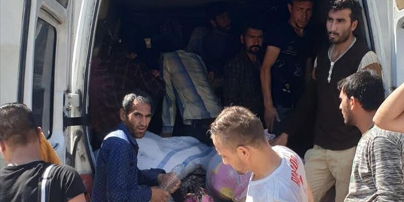 Balıkesir'de 162 düzensiz göçmen yakalandı