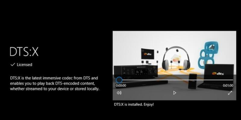 DTS Sound Unbound hangi oyunlara destek veriyor?