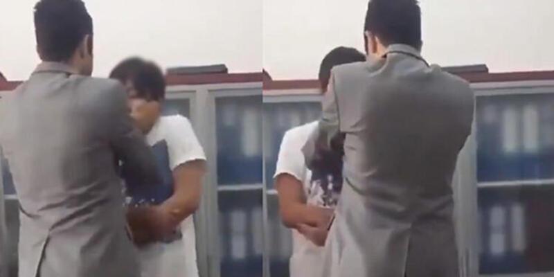 Okuldaki isyan ettiren görüntüyle ilgili açıklama