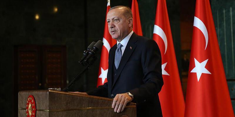 Cumhurbaşkanı Erdoğan'dan 'Türk Dil Bayramı' mesajı