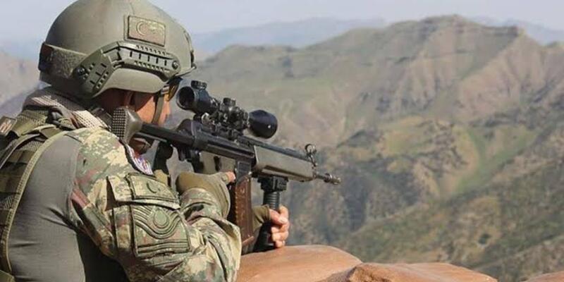Son dakika... Haftanin'de 3 PKK'lı terörist daha etkisiz hale getirildi
