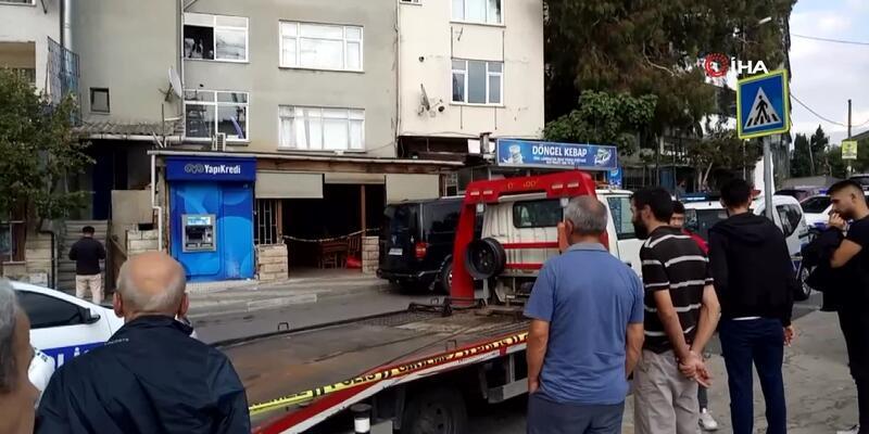 Son dakika... İstanbul'da kahvehaneye silahlı saldırı: Yaralılar var