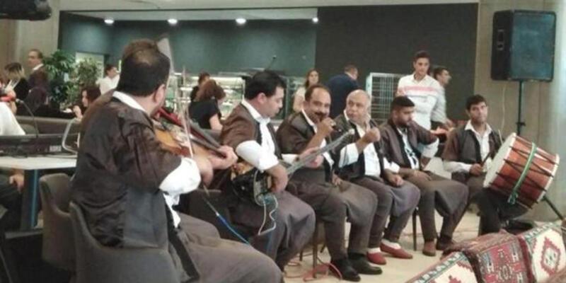 Hastane yemekhanesindeki müzikli eğlenceyle ilgili soruşturma başlatıldı