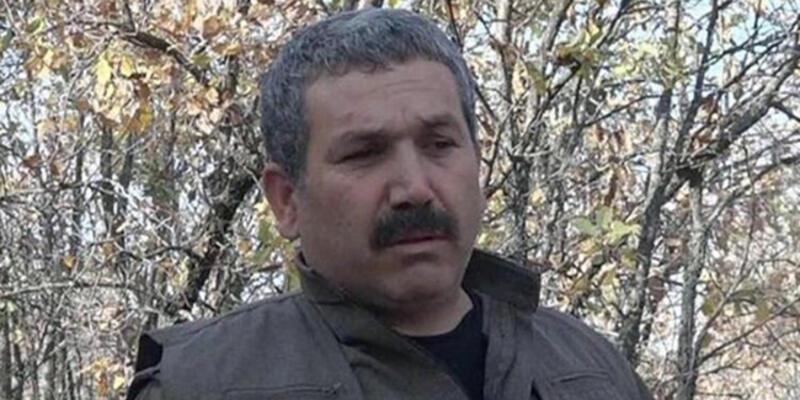 PKK'nın istihbaratçısı 57 günlük takiple vuruldu