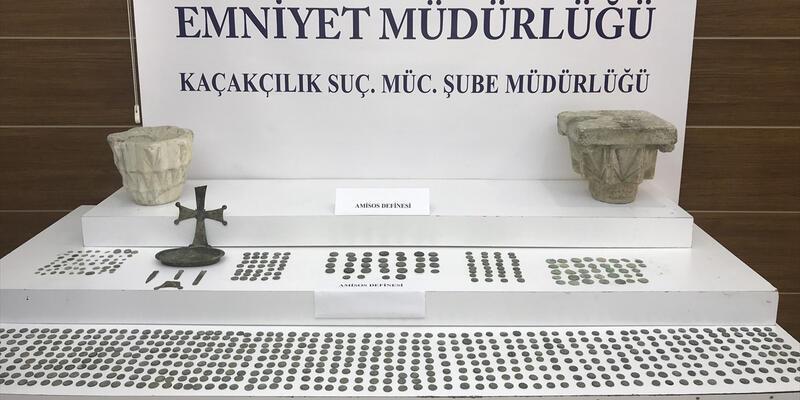 İstanbul'da tarihi eser kaçakçılığı... Yurt dışına kaçıracaklardı