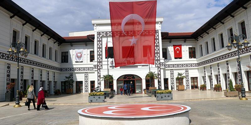 Amasya'da yabancı isimli işletmelere ruhsat verilmeyecek