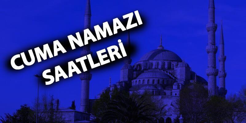 Cuma namazı saati İstanbul… 17 Ocak 2020 Cuma namazı ne zaman, saat kaçta?