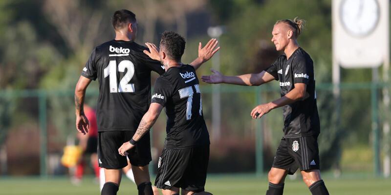 Beşiktaş'ta Enzo Roco'yla yollar ayrılıyor