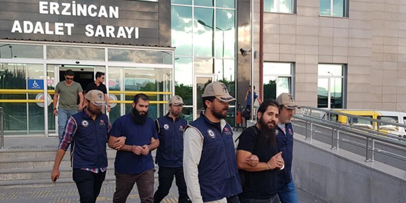 Erzincan'da DEAŞ operasyonu: 2 tutuklama