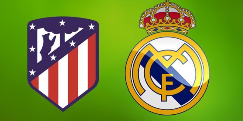 Atletico Madrid Real Madrid maçı ne zaman, saat kaçta, hangi kanalda?