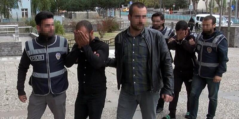 Polis 72 saatlik görüntüyü saniye saniye izledi! Milyonluk vurgun yapan hırsızlar yakalandı