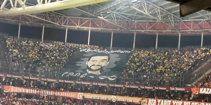 Fenerbahçeliler unutmadı Galatasaraylılar alkışladı