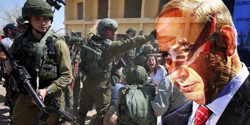 İsrail zorbalığı devam ediyor! El koydular