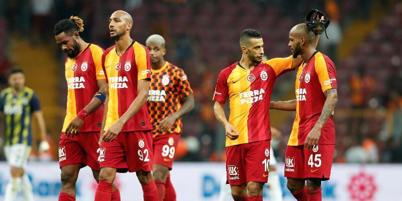 Galatasaray'ın galibiyet hasreti 5 sezona çıktı