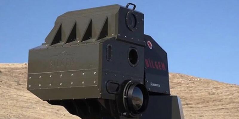 Milli lazer silahı 'ARMOL' TSK envanterine girmeye hak kazandı