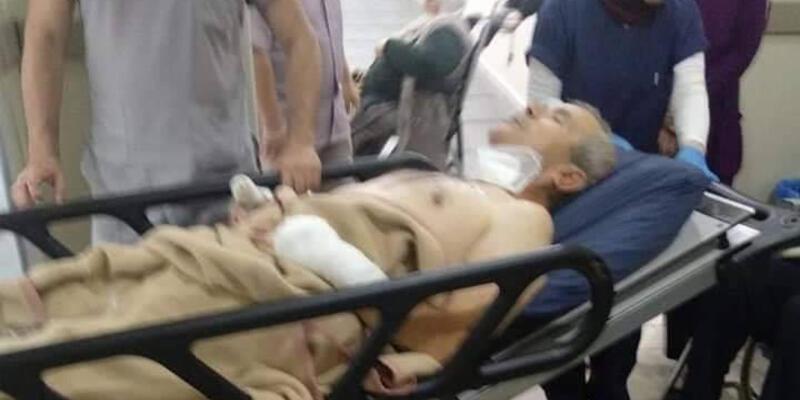Yer: Zeytinburnu! Taksici boğazından bıçaklandı