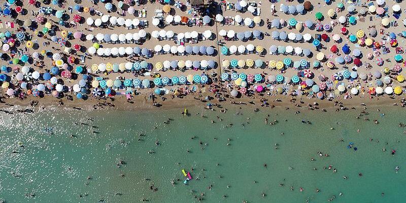 Son dakika: Yabancı ziyaretçi Ağustos'ta yüzde 17,17 arttı