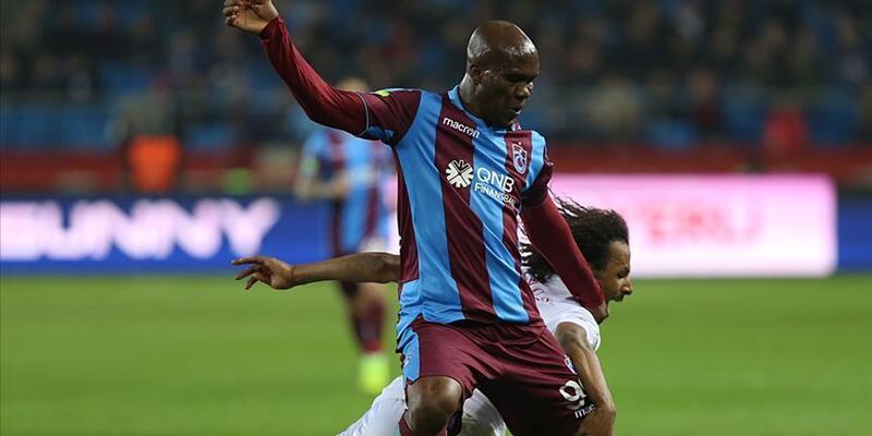 Trabzonspor'da şovun adı Nwakaeme