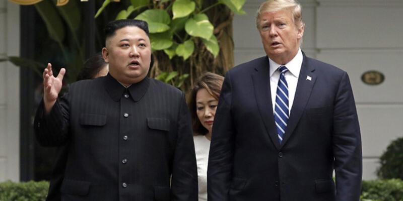 """Kuzey Kore'den ABD'ye """"nükleer müzakerelerin başarısı size bağlı"""" mesajı"""