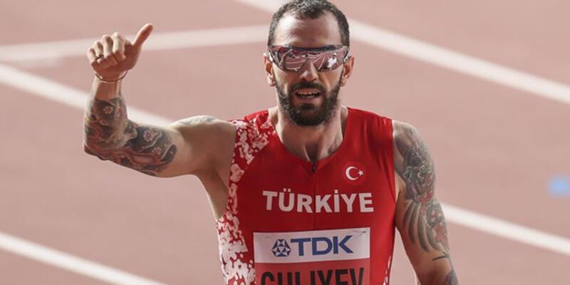 Ramil Guliyev finale yükseldi