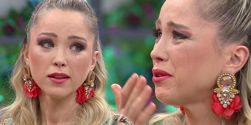 Elif gözyaşlarına boğuldu