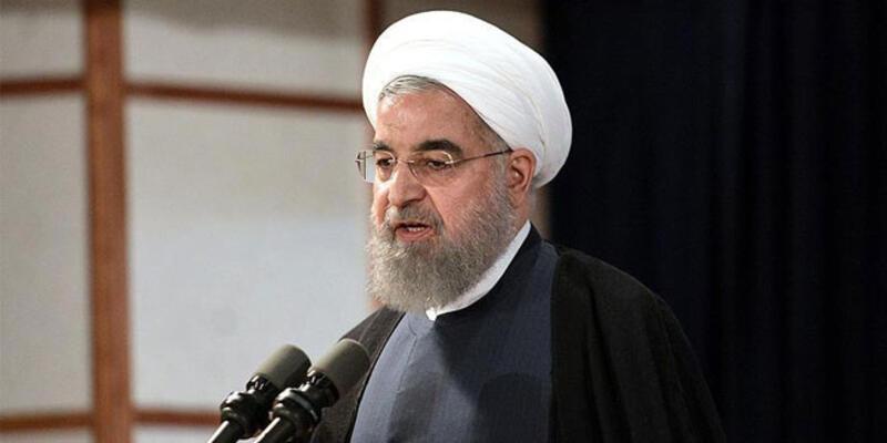 Ruhani'den dünyaya 'ABD' çağrısı: Düşmanca politikasına karşı koymalıyız