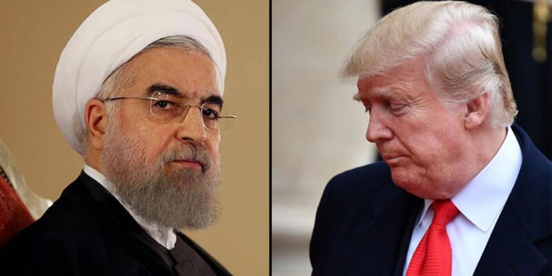 Görüşme için özel oda bile ayarlanmıştı ama Ruhani'den Trump görüşmesine ret