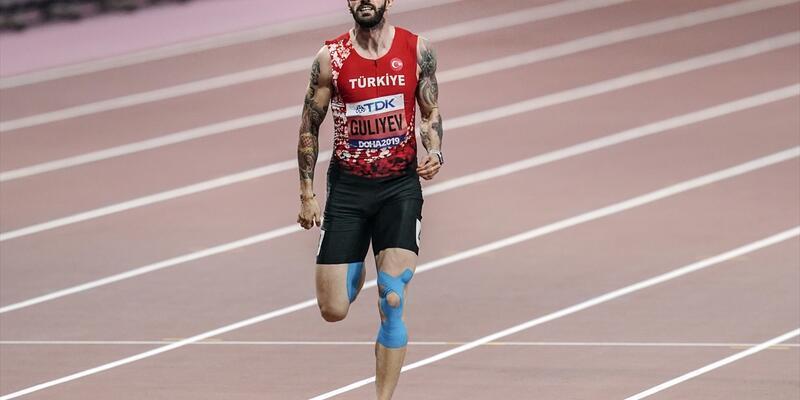 Ramil Guliyev Dünya Atletizm Şampiyonası'nda 5'inci oldu