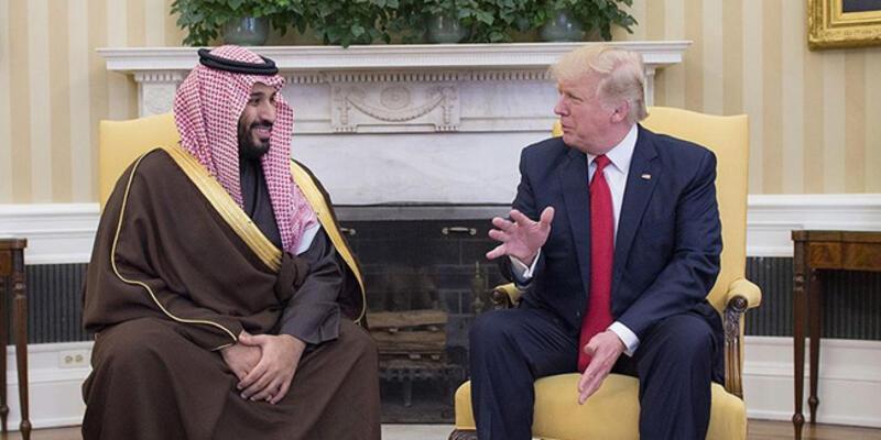 """ABD'li Kongre üyelerinden Trump'a """"Kaşıkçı""""eleştirisi"""