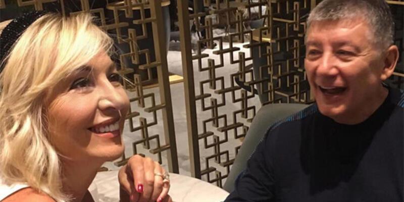 Tarık Ünlüoğlu'na eşi Gülenay Kalkan'dan duygusal veda